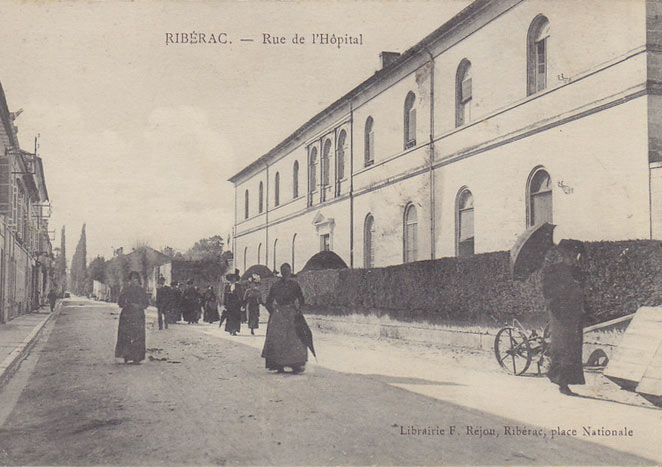 Hopital Ribérac